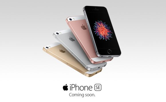 The iPhone SE is coming soon on Maxis
