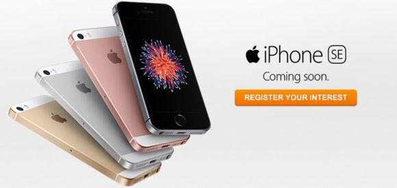 U Mobile starts registration of interest for the iPhone SE