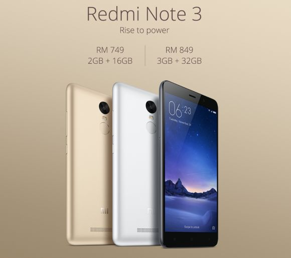 Hasil carian imej untuk xiaomi redmi note 3 pro malaysia