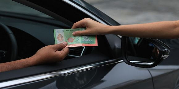 Uber is now accepting cash in Kuala Lumpur