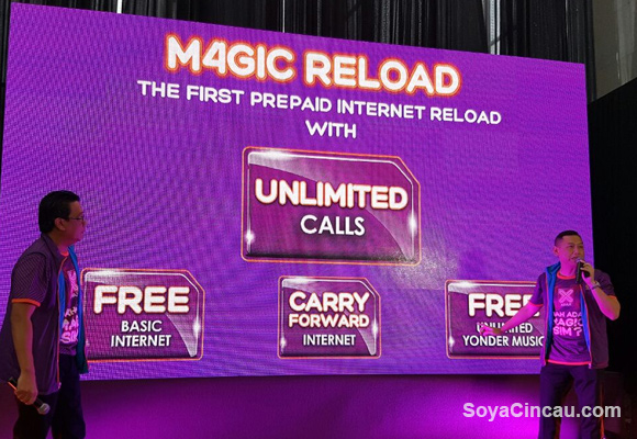 XPAX CELCOM MAGIC RELOAD ! PAKEJ MAGIC SIM BARU ! NEW MAGIC SIM !
