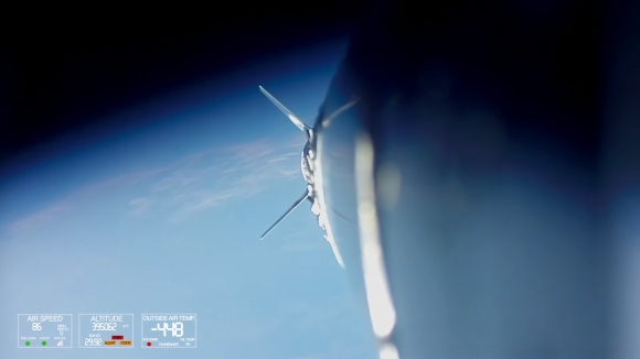 Follow this GoPro Hero4's epic journey into space and back