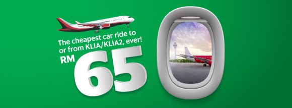 Protected: GrabCar introduces cheapest airport fare at only RM65!