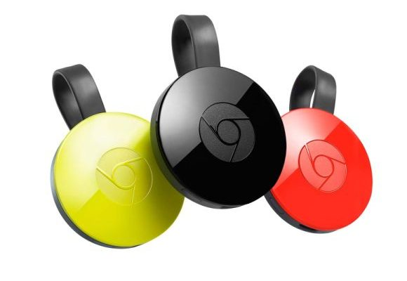 Google's new Chromecast is now available exclusively on Lazada