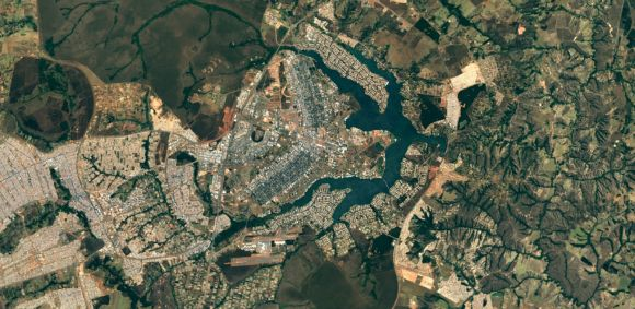 Google's new images for Earth and Maps are absolutely stunning