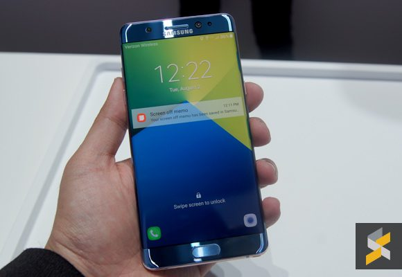 Here's where you can pre-order your very own Samsung Galaxy Note7
