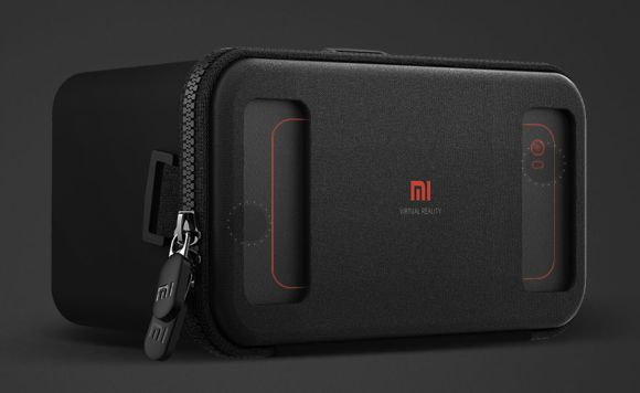 1cb86d1194f Xiaomi unveils its first VR headset in stealthy black
