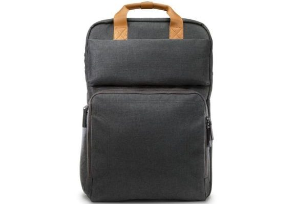 Charge your laptop, smartphone or tablet with HP's new backpack