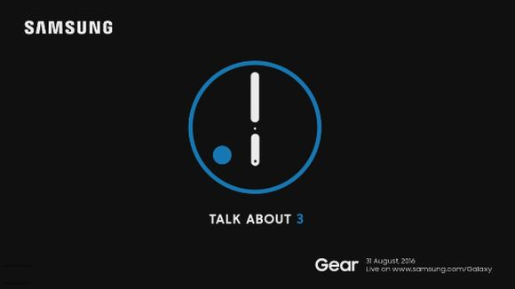 Samsung's Gear S3 will launch at IFA 2016