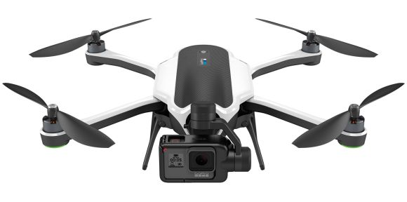 """This is Karma, GoPro's foldable drone that's """"more than a drone"""""""