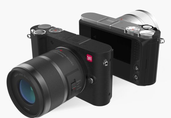 This Xiaomi-backed mirrorless camera looks awfully familiar…
