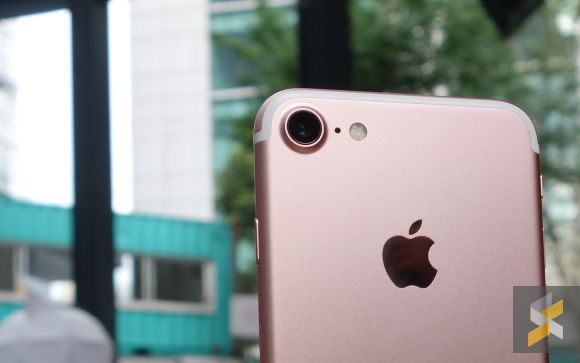 Apple's iPhone 7 camera is as good as last year's Galaxy S6 edge