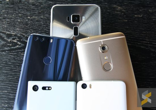 SoyaCincau's best smartphones under RM2,000