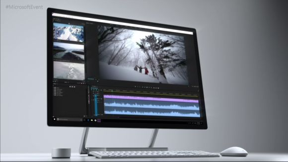 Microsoft announces their brand new all-in-one PC — the Surface Studio