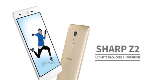 SHARP Mobile enters the Malaysian market with the Z2 and M1