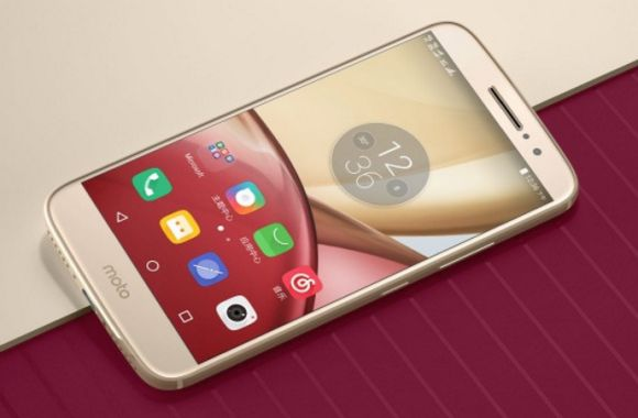 The mid-range Moto M is now official