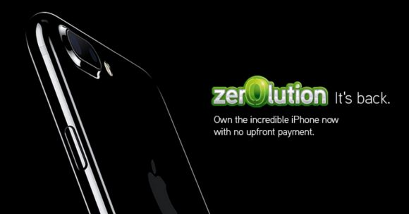 Maxis now offers the iPhone 7 on Zerolution