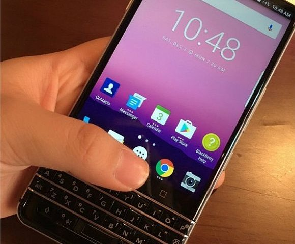 Could this be the last original BlackBerry?