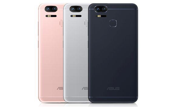 ASUS's ZenFone 3 Zoom ditches its predecessor's optical zoom lens