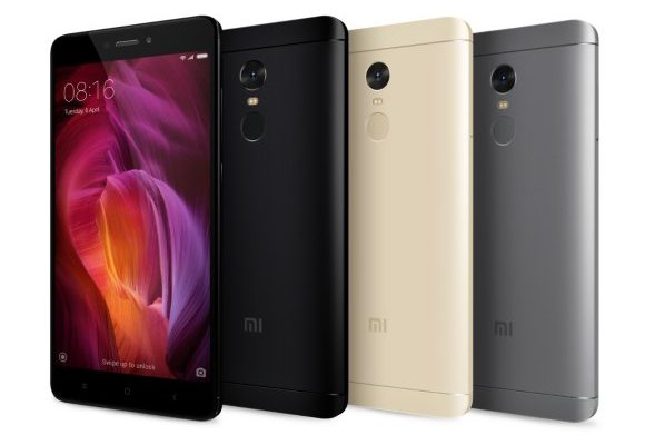Xiaomi Redmi Note 4 uses Snapdragon 625 processor for international markets