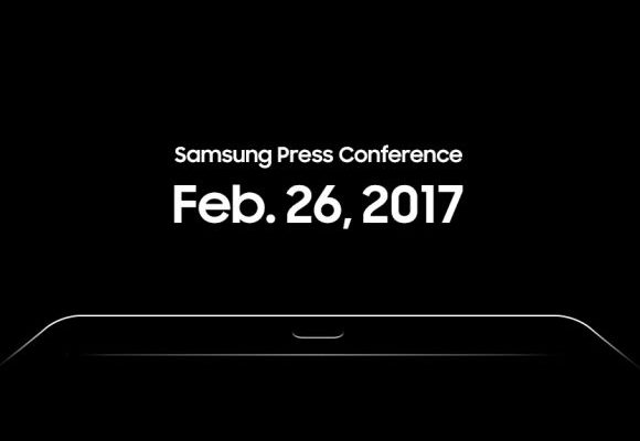 Samsung confirms MWC 2017 event but it isn't the Galaxy S8