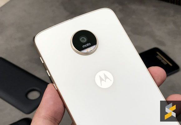 Moto Z Play gets Android 7.0 update in Malaysia