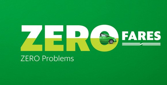 Now Grab is offering Zero fares nationwide