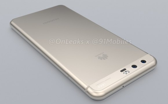 This is what the Huawei P10 might look like