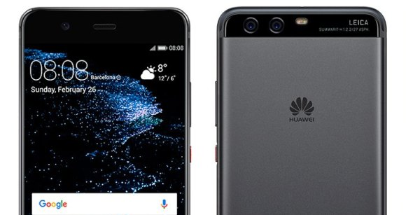 Huawei P10 press renders leaked. This is our clearest look yet