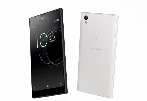 Sony announces budget Xperia L1