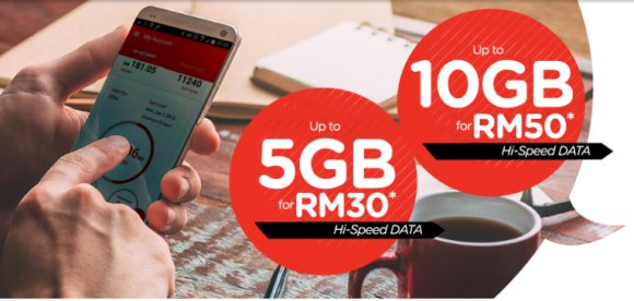 Tune Talk now offers more data for less