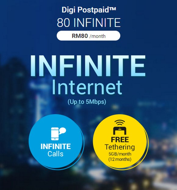 Digi Introduces Infinite Postpaid Plans With Unlimited Calls And Internet Soyacincau Com