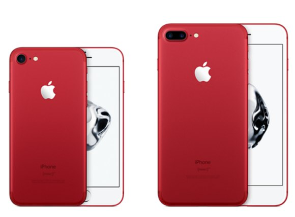 Iphone  Red Plus Price