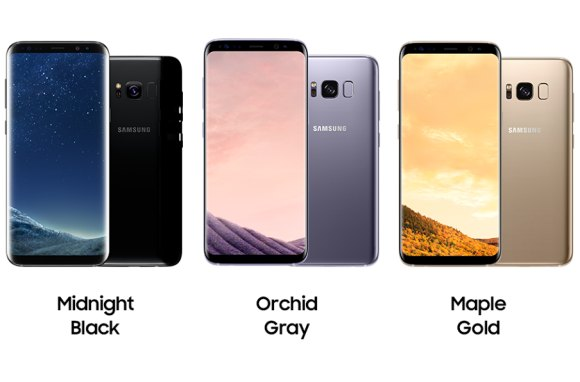 Samsung Galaxy S8 Official Pre-order promotion