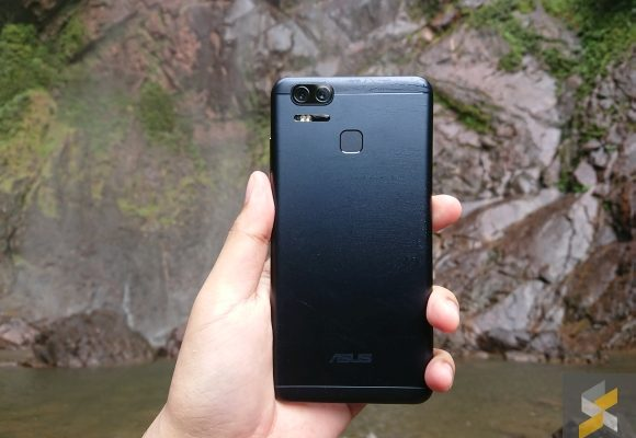 ASUS sent me into the jungle to try out the new ZenFone 3 Zoom. Here are my thoughts