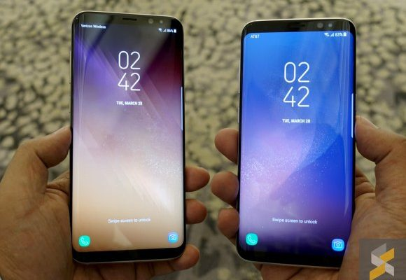 Compared: Samsung Galaxy S8 Telco Plans in Malaysia