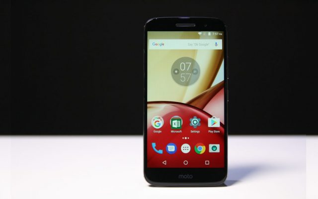 The Moto M proves that a budget phone can feel seriously awesome