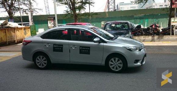 Uber Singapore Wait charges