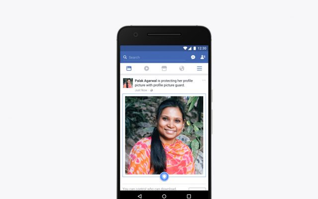 Facebook's new feature reduces risks of identity theft