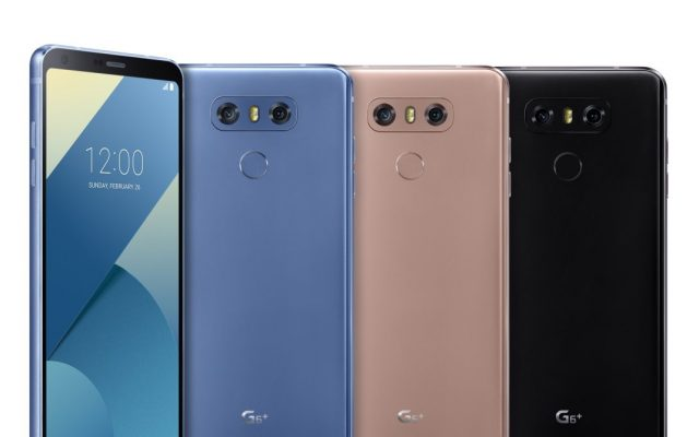 The LG G6 gets refreshed with several new features