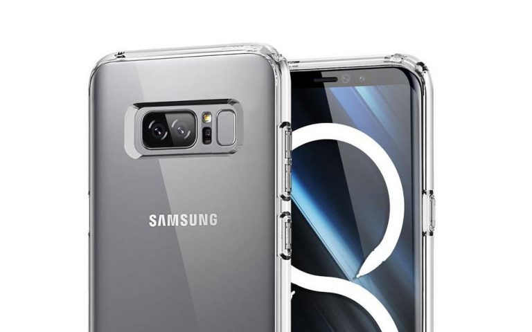 These leaked cases gives us the clearest look yet at the Galaxy Note8