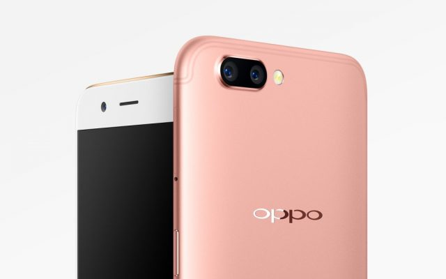 The OPPO R11 has dual-cameras and Qualcomm's latest Snapdragon 660 processor