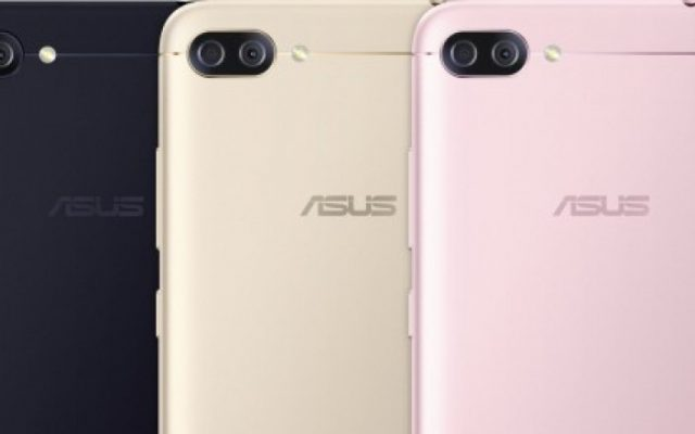 The first new ZenFone 4 debuts and it's got a 5,000 mAh battery