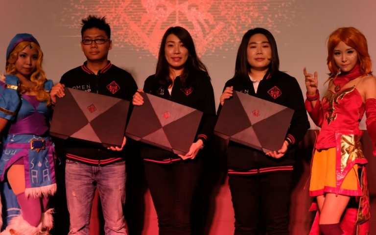 HP's OMEN gaming lineup brings performance, sleek looks and lots of RED LEDs