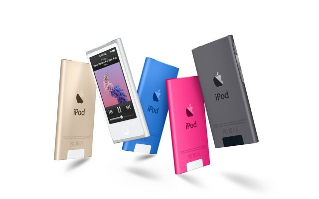 Apple discontinues their tiny iPod Shuffle and iPod Nano