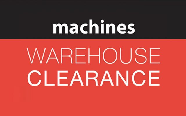 Get discounted Apple products at Machines Warehouse Clearance sale this weekend