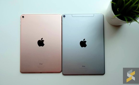 iPad sales surge year on year