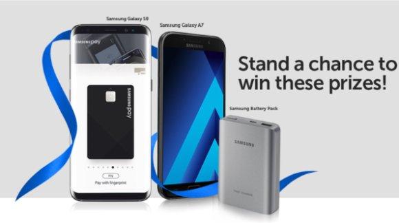 Petronas Malaysia Samsung Pay Contest