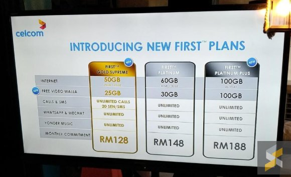 Better deal from Celcom