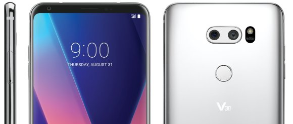 LG V30 fully revealed Evan Blass